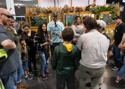 buy snakes at the reptile super show